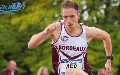 Dorian Louvet : « Fier de représenter l'athlétisme français dans Koh-Lanta »