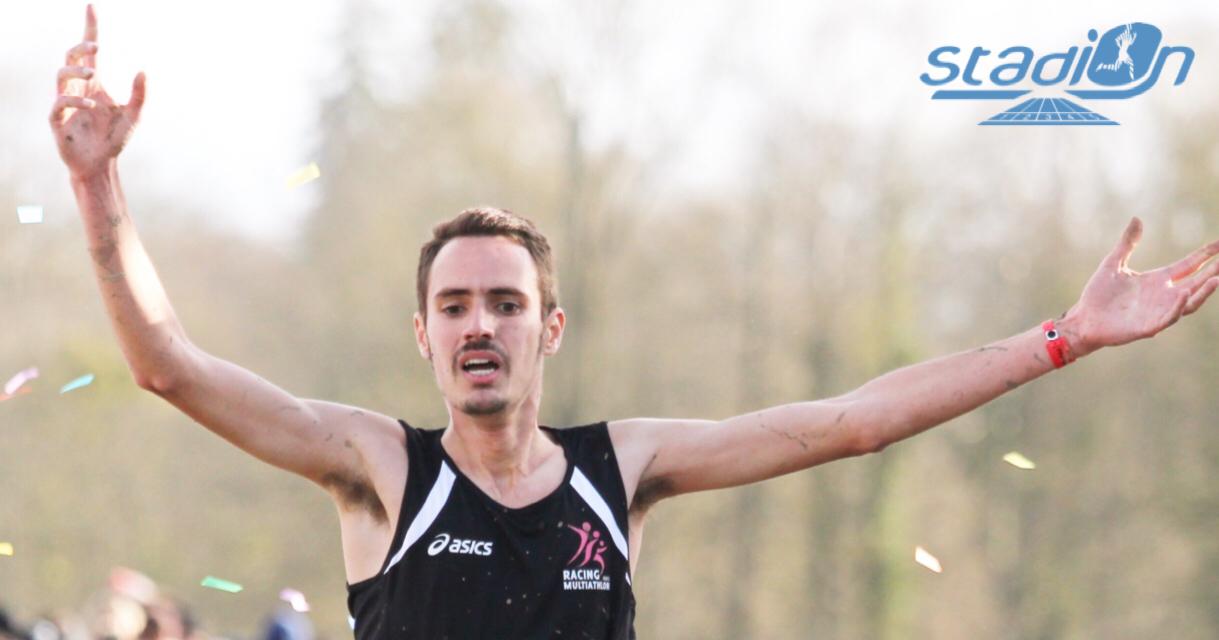 """À l'occasion du """"The Marathon Project"""" dans l'Arizona, Emmanuel Roudolff-Lévisse s'est classé treizième en 2h11'20, son record personnel."""