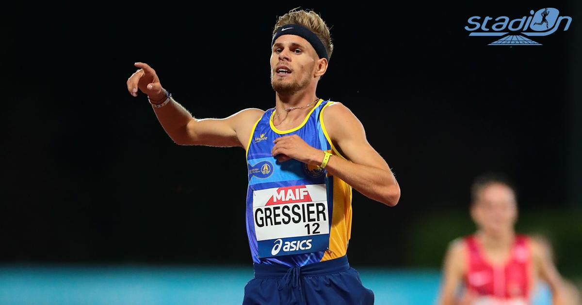 À l'occasion de la Cursa dels Nassos de Barcelone ce jeudi, Jimmy Gressier a remporté le 5 km en 13'39 avant, quelques minutes plus tard, de finir troisième d'un 10 km (28'13) survolé par Morhad Amdouni en 27'42 qui s'empare de la deuxième meilleure performance française de tous les temps sur la distance derrière Julien Wanders (27'13).