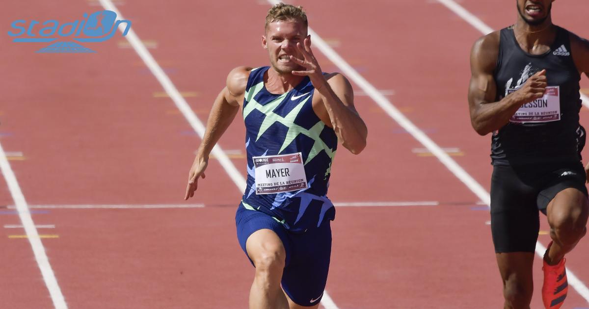 Le recordman du monde du décathlon Kevin Mayer attaque vendredi et samedi sa quête des minima pour les Jeux olympiques de Tokyo à l'occasion du Meeting de La Réunion où il doit totaliser 8350 points.