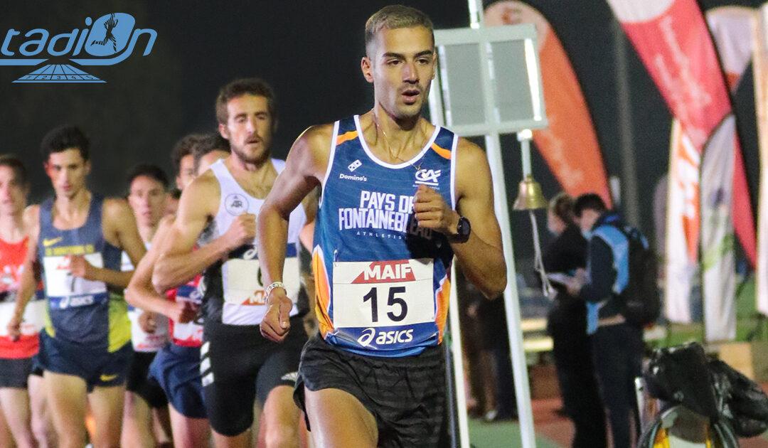 Mehdi Frère : « Je ne suis pas surpris par ce chrono »
