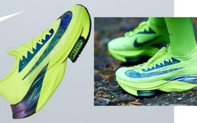 """Nike dévoile la Air Zoom Alphafly Next% """"Ekiden"""""""