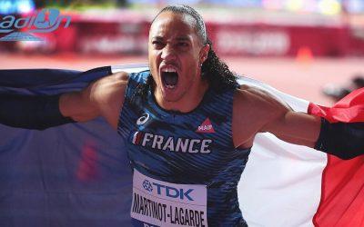 Pascal Martinot-Lagarde passe de Nike à Puma