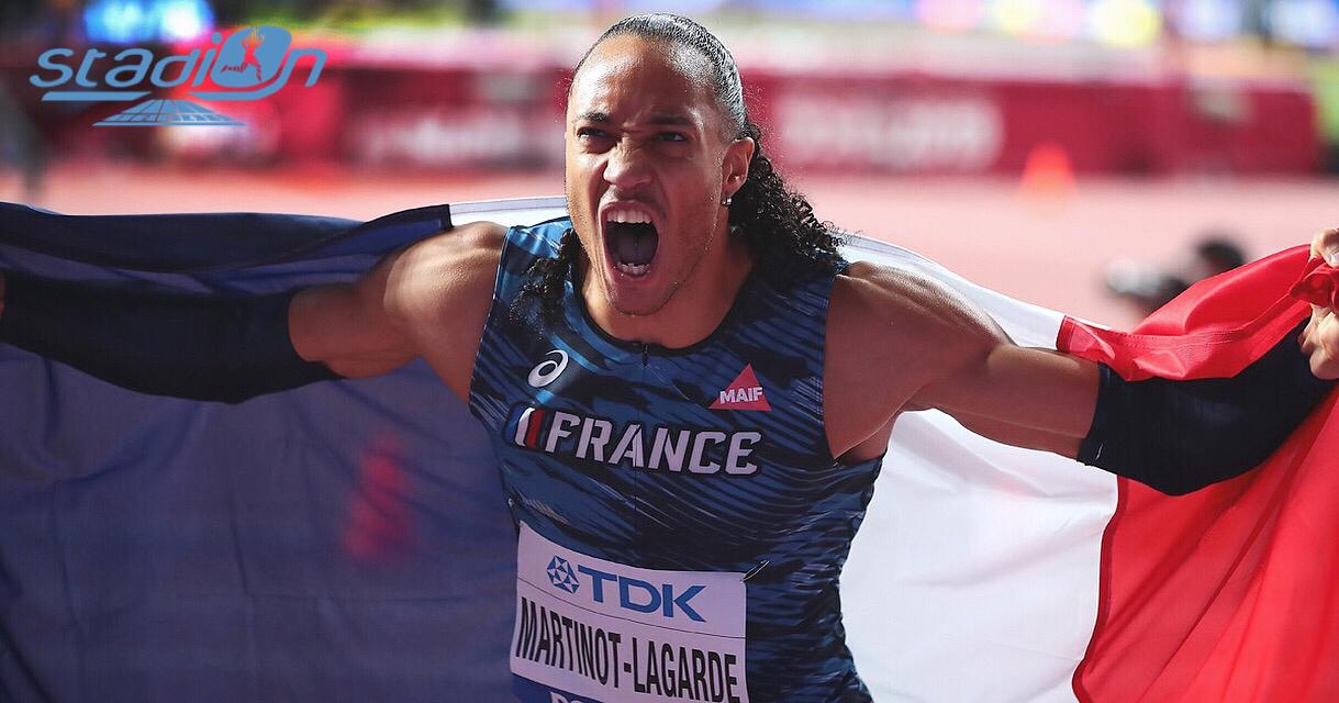 Le médaillé de bronze des Mondiaux 2019 sur 110 m haies Pascal Martinot-Lagarde a annoncé vendredi avoir signé un contrat avec Puma.