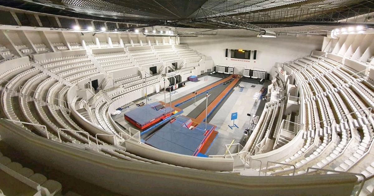 Présent au Palais des Sports de Bordeaux samedi pour le Starperche, Stadion vous raconte cette reprise à huis clos, dans une ambiance conviviale.