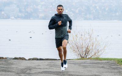 Tadesse Abraham mise sur On Running