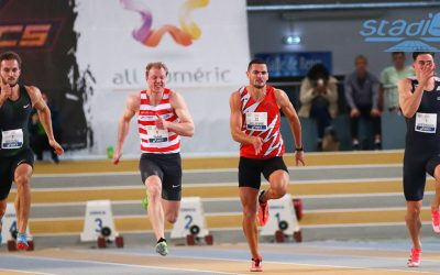 X-Athletics : Timothée Adolphe a mis le turbo