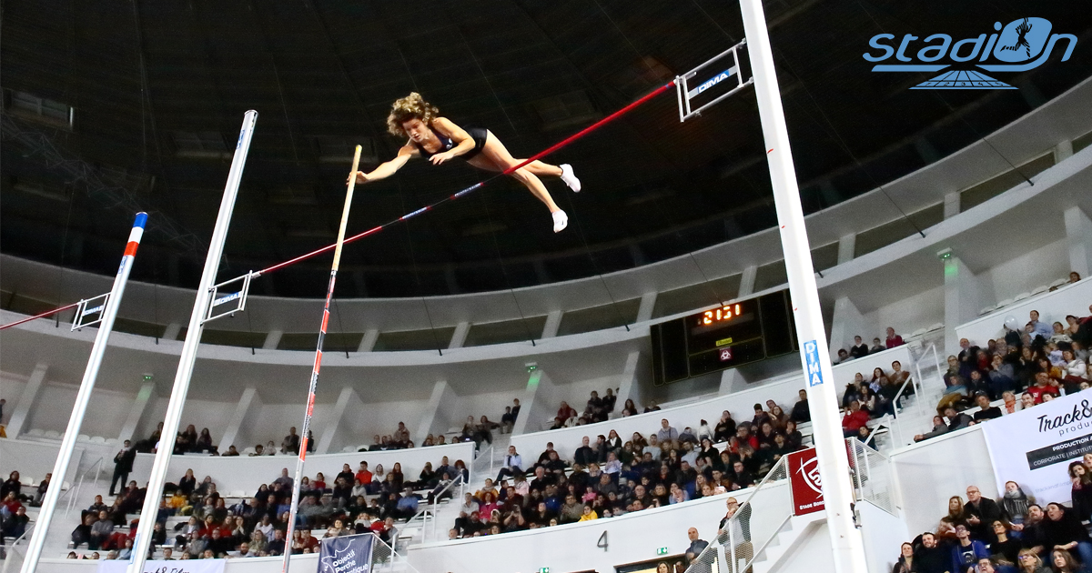Le Palais des Sports de Bordeaux, magnifique écrin capable d'accueillir 2600 spectateurs, sera vide ce samedi après-midi à l'occasion du Starperche où Renaud Lavillenie effectue sa grande rentrée 2021.