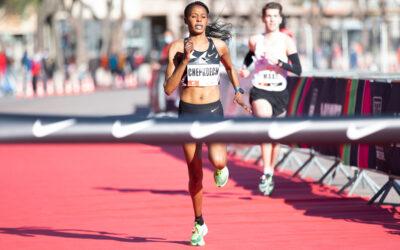 Monaco Run : Record du monde du 5 km pour Beatrice Chepkoech