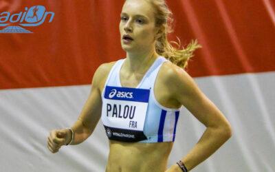 Meilleure performance française pour Claire Palou sur 2000 m steeple