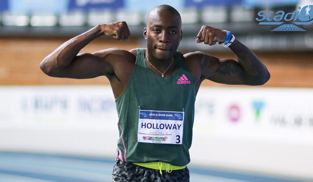 Meeting de Madrid : Record du monde du 60 m haies pour Grant Holloway