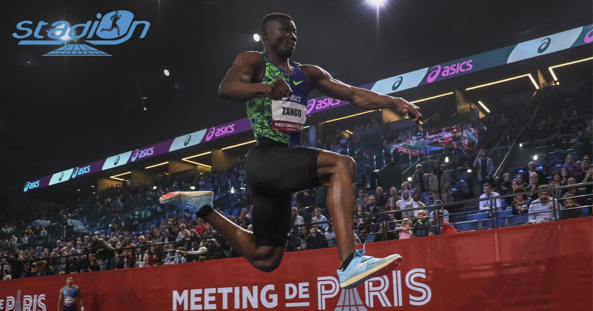 Lors du Meeting de l'Eure à Val de Reuil ce dimanche, vous pourrez notamment y suivre la performance de l'Américain Grant Holloway sur 60 m haies et du Burkinabé Hugues Fabrice Zango au triple saut.