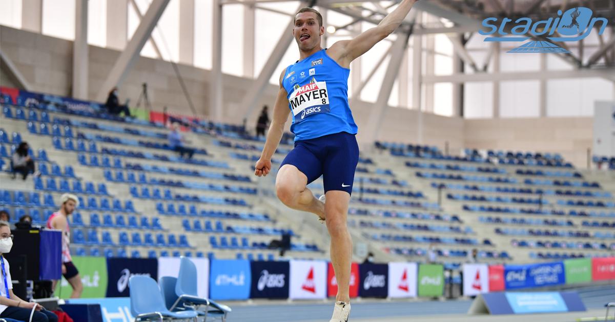 Avant l'heptathlon de Kevin Mayer aux Championnats d'Europe en salle de Torun, on a tenté de monter un scénario de son record du monde, épreuve par épreuve.