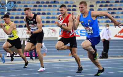 Championnats de France Elite en salle : Kevin Mayer convaincant