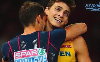 Suivez en direct le Perche Elite Tour de Rouen avec Renaud Lavillenie et Armand Duplantis