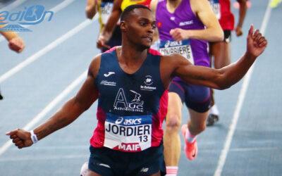 Championnats de France Elite en salle : Signé Thomas Jordier !
