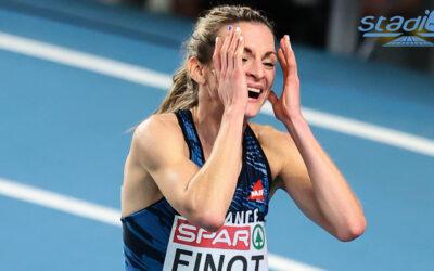 Championnats d'Europe en salle : Alice Finot a fait des merveilles