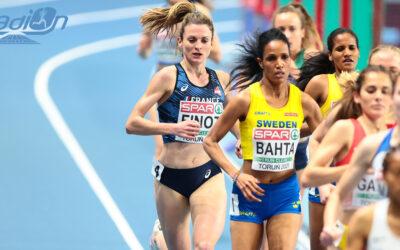 Championnats d'Europe en salle : Première réussie pour Alice Finot