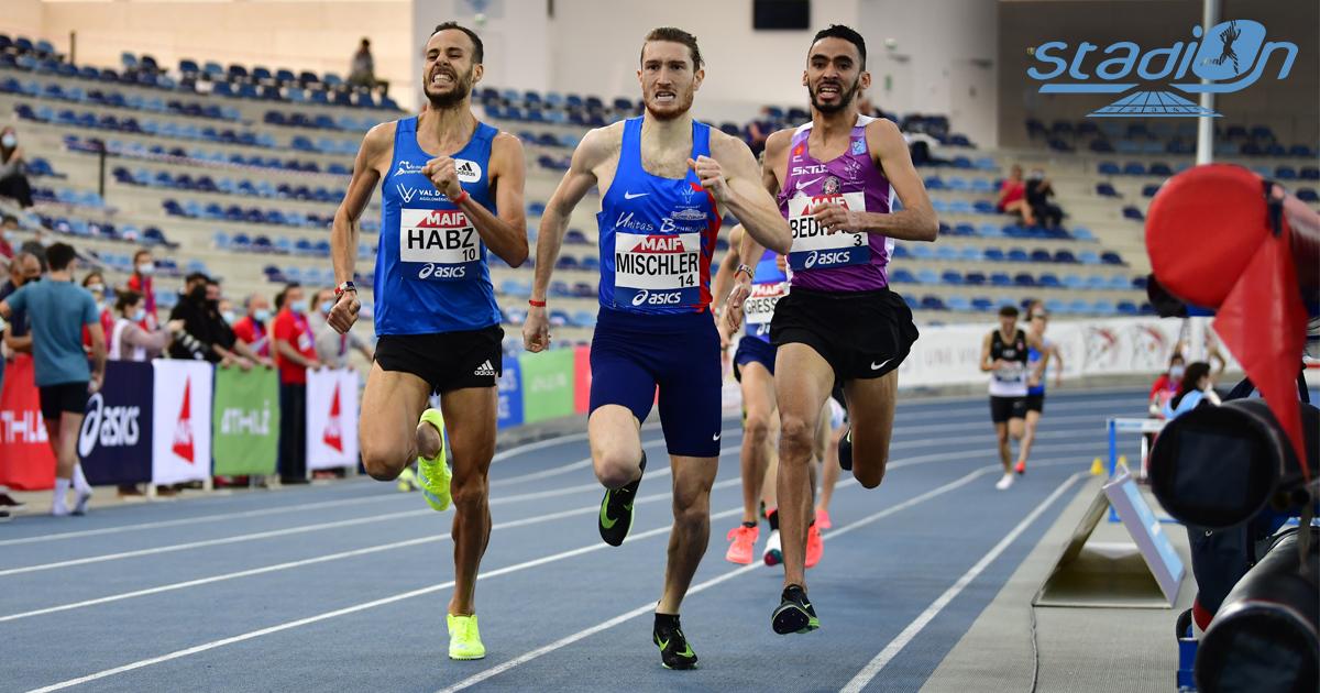 Les Championnats d'Europe en salle de Torun (Pologne), qui se déroulent du 4 au 7 mars, seront en partie produits et diffusés par la Fédération Française d'Athlétisme, grâce à un partenariat inédit avec Eurovision Sport.