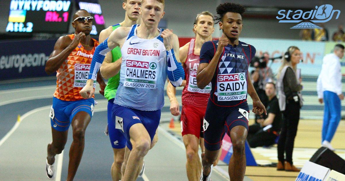 Nous poursuivons notre série d'articles sur l'école Sports Management School basée à Paris avec l'espoir du 400 m, Fabrisio Saïdy.