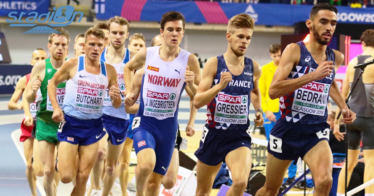 Jimmy Gressier entrera dans le jeu demain aux Championnats d'Europe en salle de Torun pour les séries du 3000 m. Le demi-fondeur français de 23 ans tient une belle opportunité d'accrocher un premier podium international chez les seniors après avoir brillé dans les jeunes catégories.