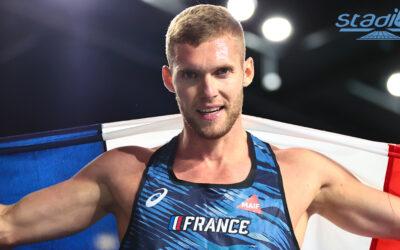 Kevin Mayer sacré champion d'Europe de l'heptathlon à Torun