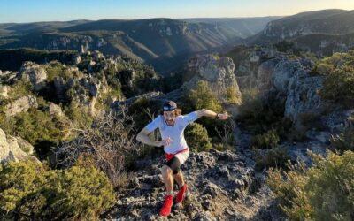 Trail de la Cité de Pierres, première course nature française de l'année!