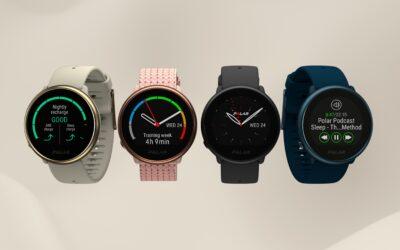L'Ignite 2 et la Vantage M2, les nouvelles montres connectées de Polar