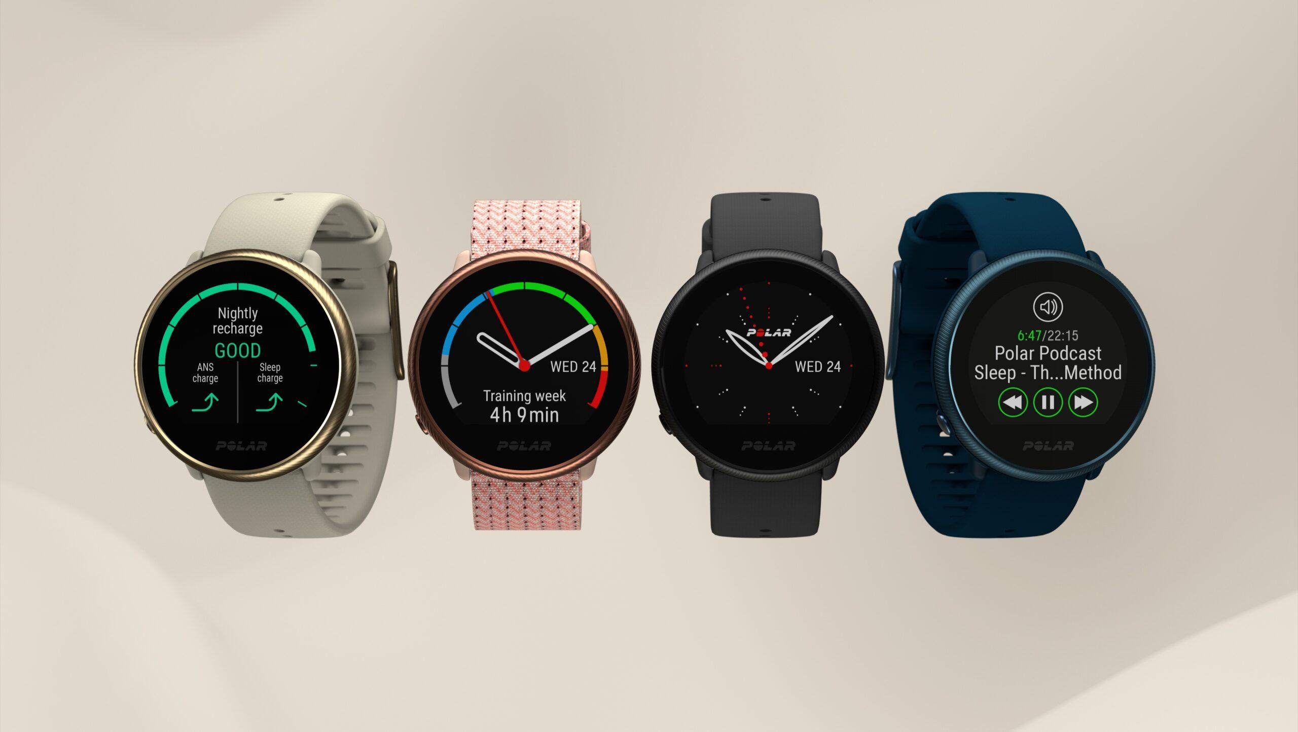 Avec le lancement des montres Ignite 2 et Vantage M2, Polar souhaite accompagner le sportif en lui permettant de revenir plus fort.