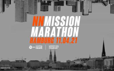 Marathon de Hambourg : Eliud Kipchoge au départ