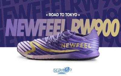 La Newfeel RW900 « Road to Tokyo » est disponible