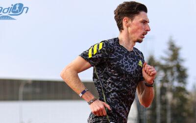 Alexis Miellet : « J'ai toujours pris beaucoup de plaisir à courir »