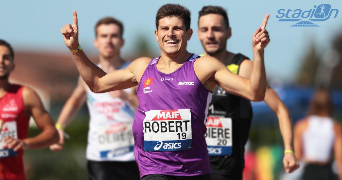 Le champion de France Elite du 800 m Benjamin Robert pilotera notre compte Instagram afin qu'il raconte son quotidien en stage à Iten (Kenya).