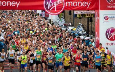 """Des courses """"test"""" de 10 km à Londres les 24 et 25 avril"""