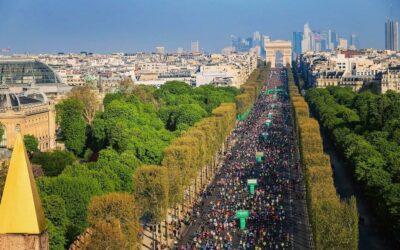 Les inscriptions du Marathon de Paris 2021 sont ouvertes!