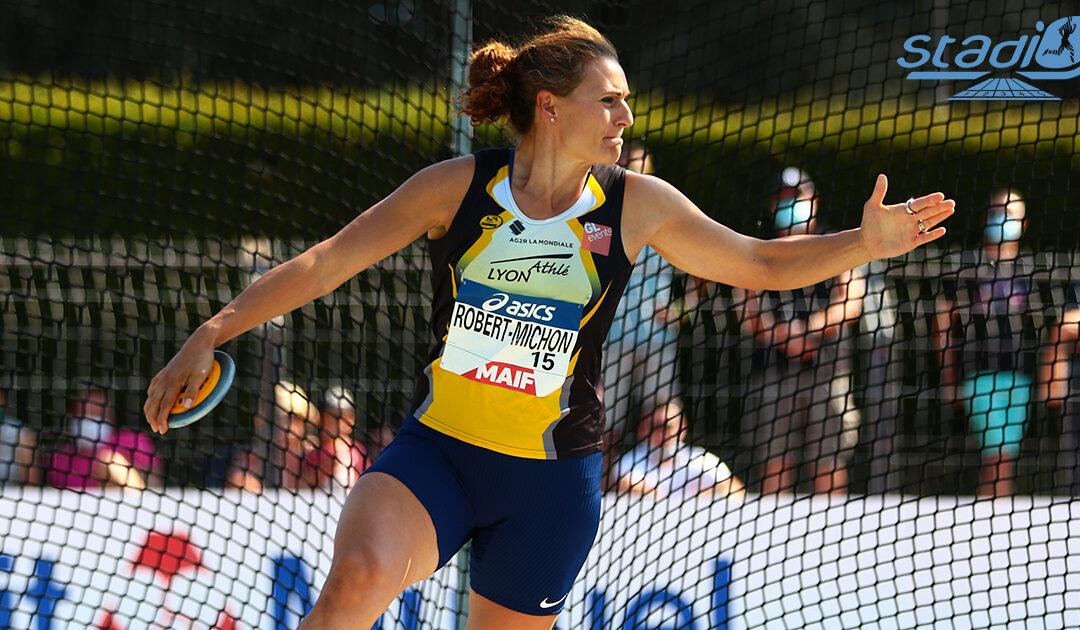 Mélina Robert-Michon: «Je veux être championne olympique»