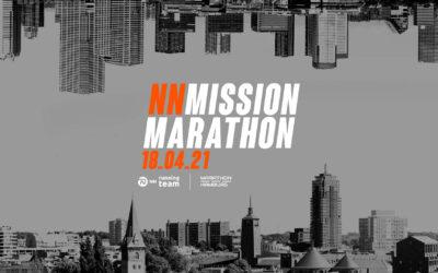Le Marathon de NN Mission se déroulera à l'aéroport de Twente aux Pays-Bas