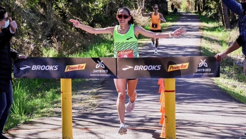 Ce mardi 13 avril, Desiree Linden n'a eu besoin que de 2h59'54 pour établir un nouveau record du monde sur 50 kilomètres.