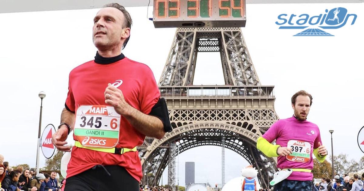 Plusieurs outils permettent de définir cette zone pour les runners qui souhaitent continuer à courir.