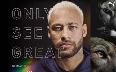 """Puma dévoile sa campagne """"Only See Great"""" avec Bolt et Duplantis"""