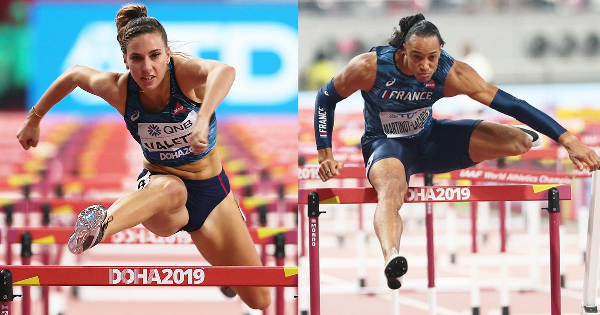 Stadion a proposé à ses lectrices et lecteurs de poser leurs questions à Laura Valette et à Pascal Martinot-Lagarde avant le début de leur saison estivale avec en ligne de mire les Jeux olympiques de Tokyo. Vous avez été nombreux à leur écrire.