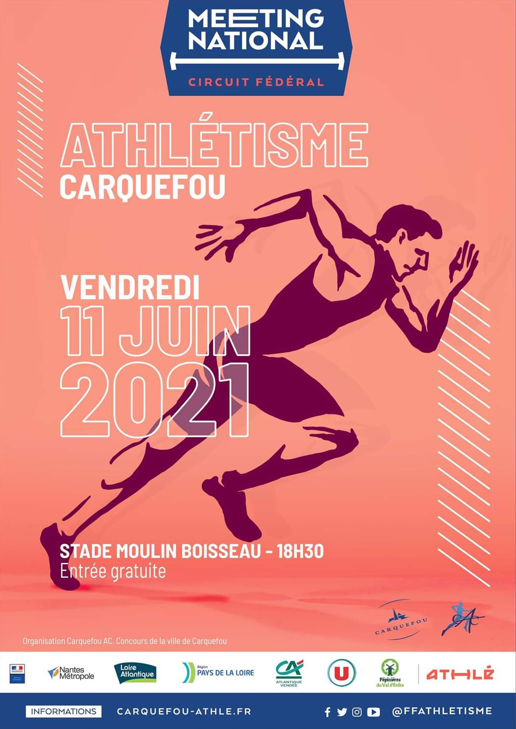 MEETING DE CARQUEFOU 2021