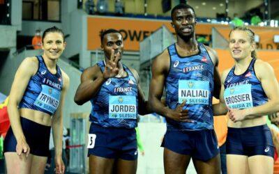 Relais Mondiaux : Direction Tokyo pour le 4×100 m et 4×400 m féminin
