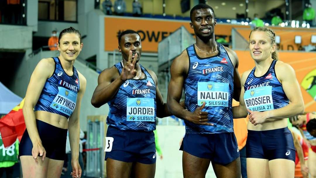 Les 4x100 et 4×400 m femmes tricolores ont officiellement décroché leur qualification pour les JO de Tokyo lors des Relais Mondiaux à Chorzow.