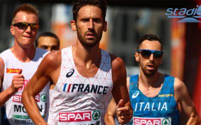 Record personnel pour Yohan Durand sur marathon en 2h12'27 à Milan