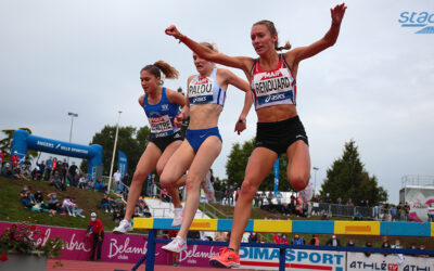 Championnats d'Europe espoirs : La sélection tricolore pour Tallinn