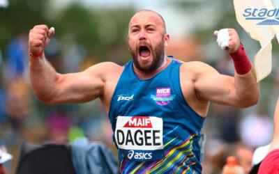Championnats de France Elite : Frédéric Dagée montre les muscles