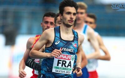 Minima olympiques pour Hugo Hay sur 5000 m à Göteborg
