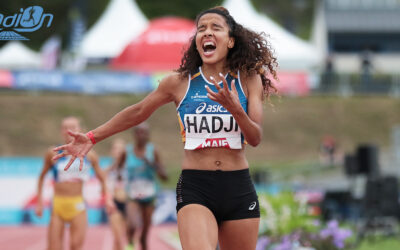 Championnats de France Elite : Leila Hadji s'est fait la malle