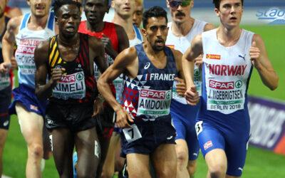 Coupe d'Europe du 10 000 m : Morhad Amdouni en patron
